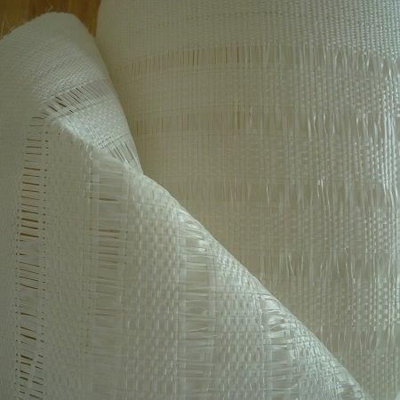 Airflow fire retardant containment netting for sale at gilray plant