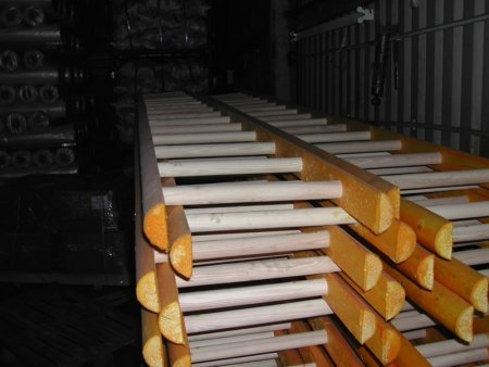 Pole ladders for sale at gilray plant