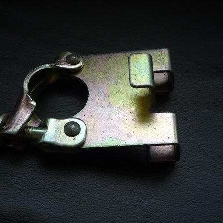 scaffold ladder clamps for metal ladders