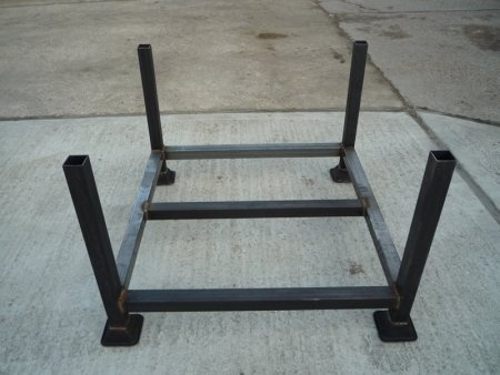 Tube stillage for sale at gilray plant