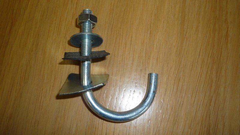 Bolts M10 J Bolt Per 100 Gilray Plant Ltd