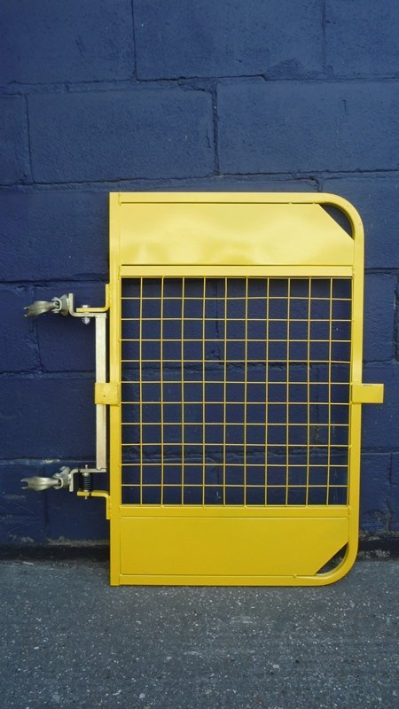 Ladder access gate for sale at gilray plant