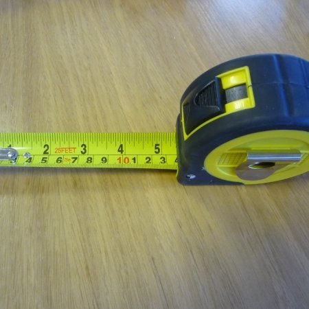 Large tape measure for sale at gilray plant