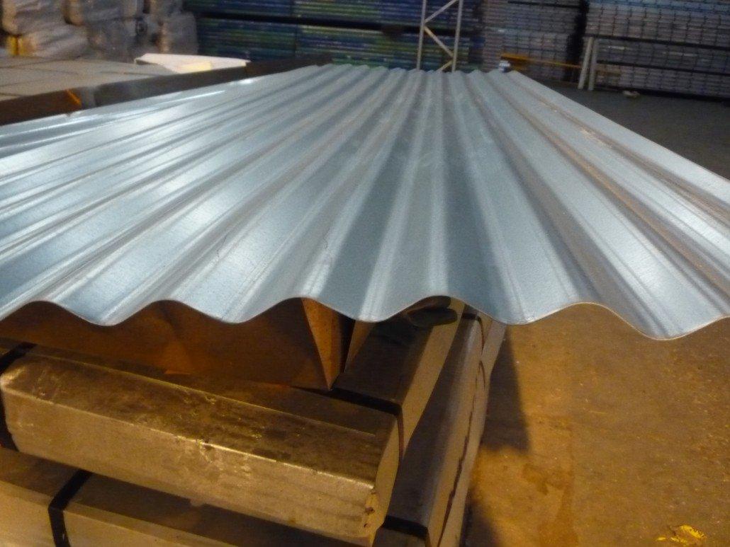 Ci Sheets 8 22 Gauge Gilray Plant Ltd