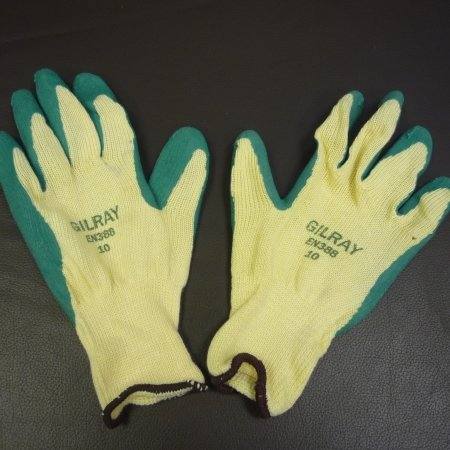 Size 10 gloves for sale at gilray plant