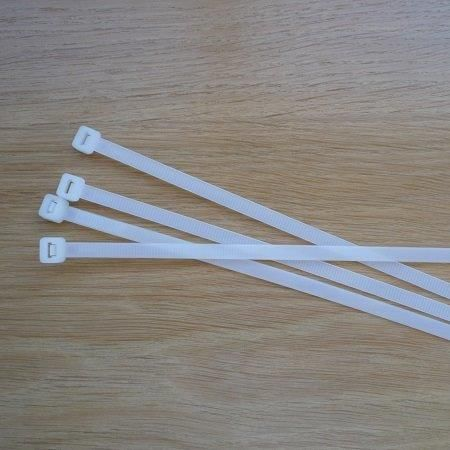 White Airflow Ties for sale at gilray plant