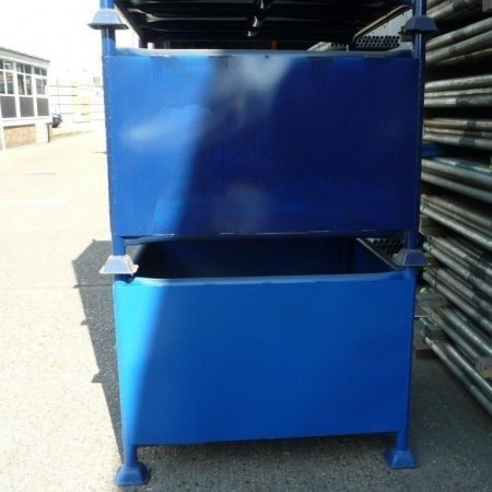 Large fitting bins for sale at gilray plant