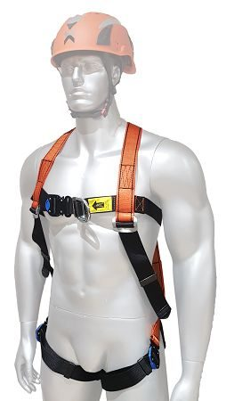 Front of Scaffolding Harness